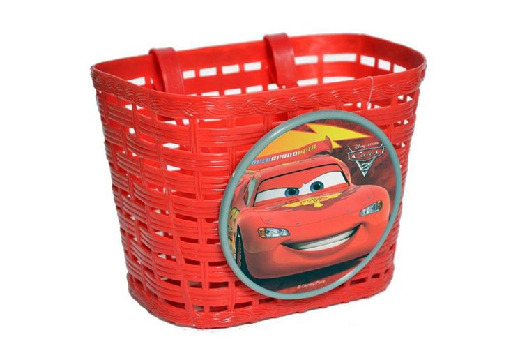 Disney - Biler | bike basket