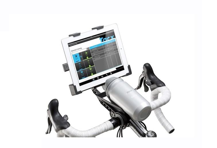 TACX tablet beslag til cykelstyr